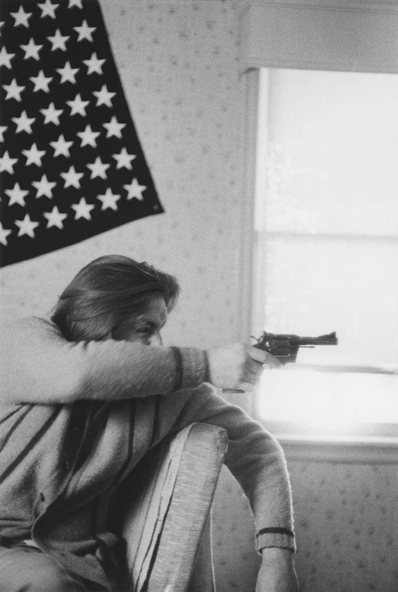 Larry Clark Tulsa 1963-71 AFMAG photographie
