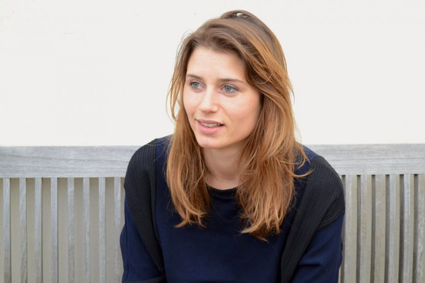 Zoé Leboucher Admise mode TAFMAG