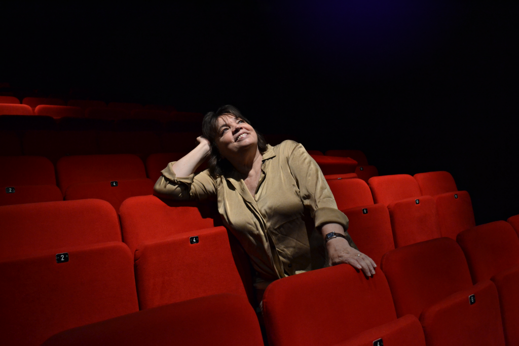 Myriam Boyer Chere Elena Theatre Tafmag