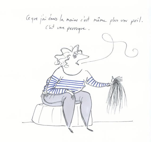 Petronille dessin du lundi Arabella tafmag copy