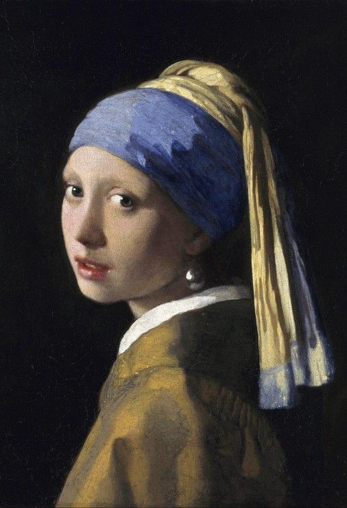 la jeune fille a la perle